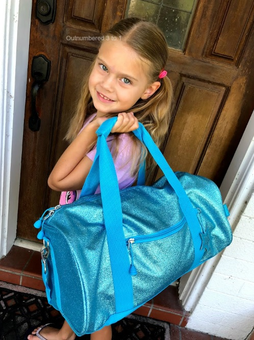 Let Kids Travel in Style With Sparkalicious Tote Bags from Bixbee
