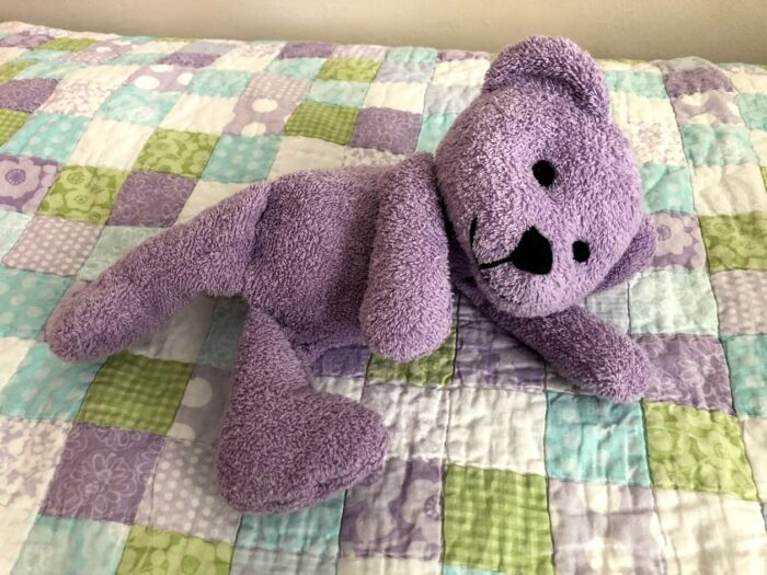 100% Natural Heating & Cooling Plush to Comfort Kids
