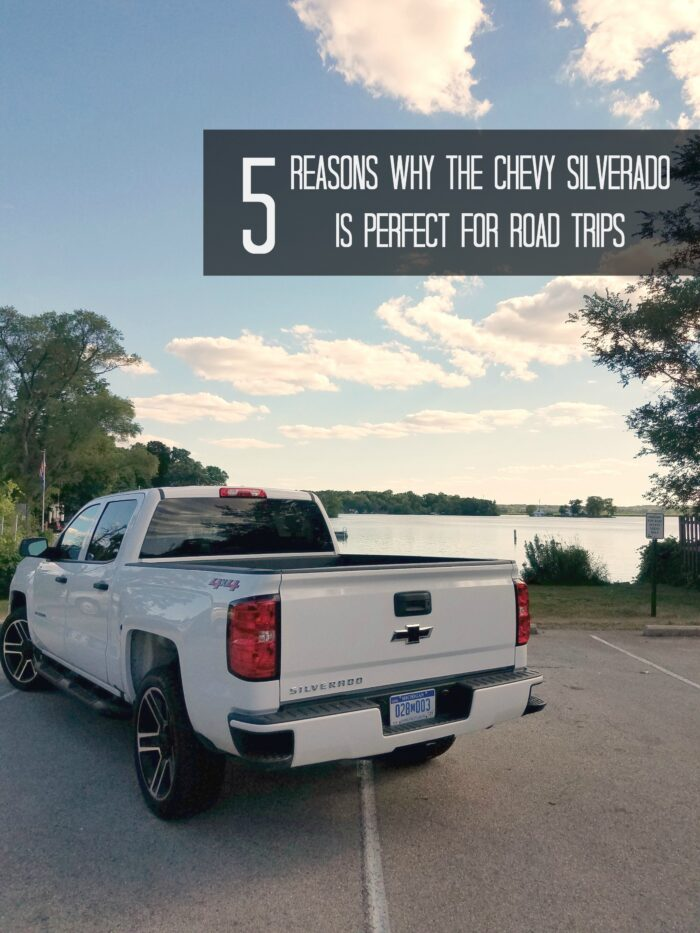 5 Reasons Why the Chevy Silverado is Perfect for Road Trips