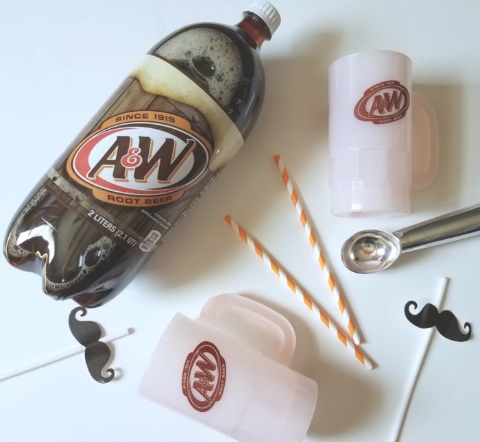 Celebrate National Root Beer Float Day
