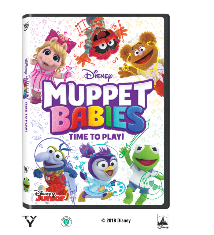 Muppet Babies: Time To Play