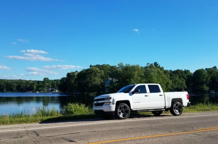 Why the Chevy Silverado is perfect for road trips