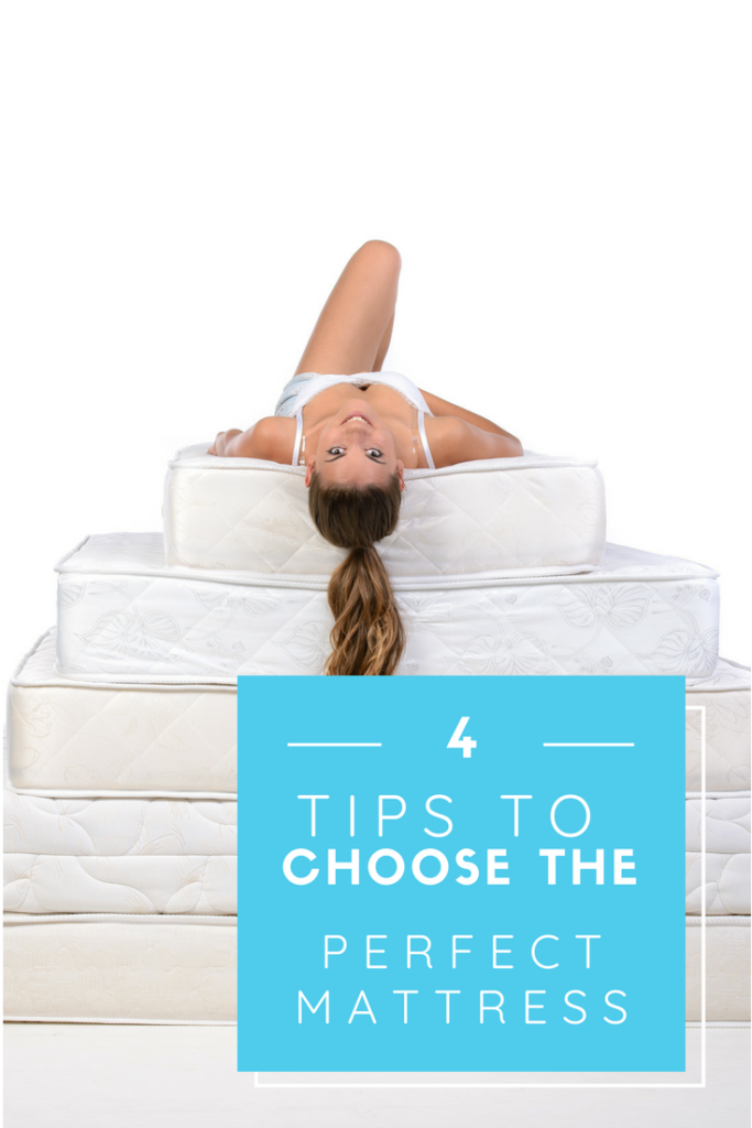 Tips to Help You Choose the Perfect Mattress