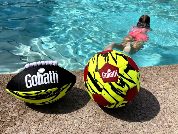 Make a Splash With Goliath Toys!