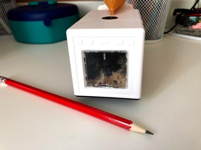 Exciting School Supplies: Ice Cream Truck Pencil Sharpener