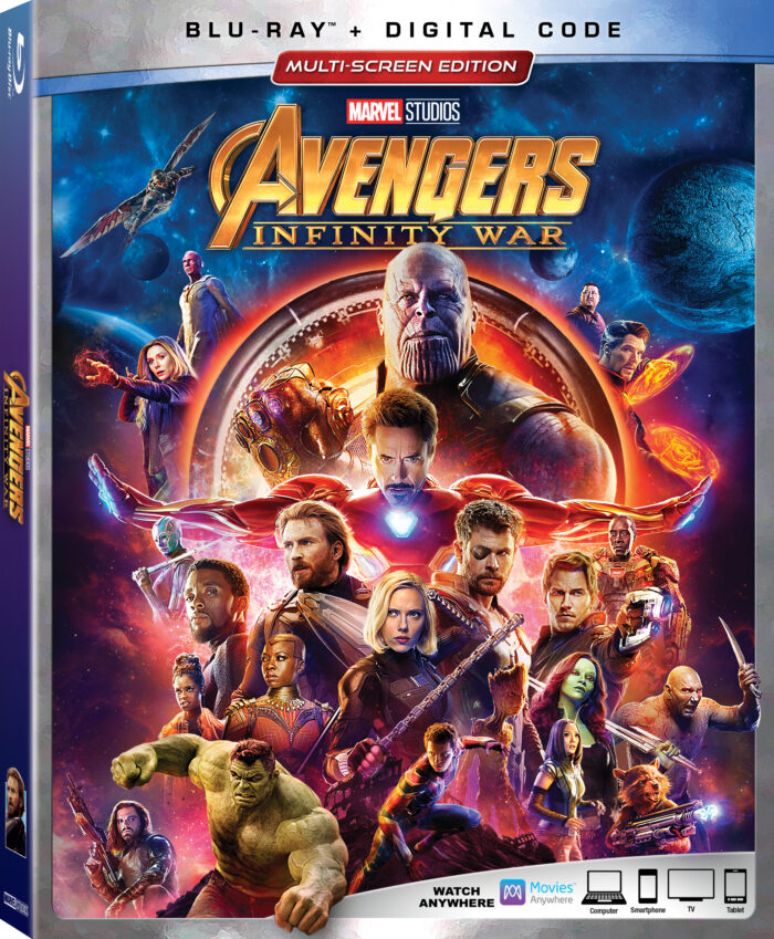 Marvel's Avengers: Infinity War Arrives on Digital, 4K Ultra HD, Blu-ray, DVD & On-Demand