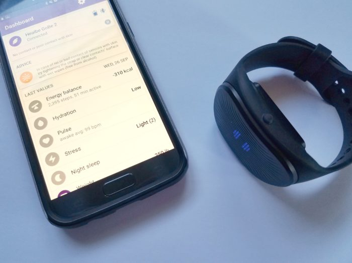 Healbe is the Most Accurate Fitness Tracker