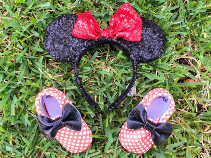 The Magic Collection - Minnie Inspired Moccs for Babies & Toddlers