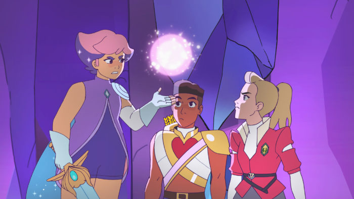 DreamWorks She-Ra and the Princesses of Power Debuts Friday, 11/16/18 Only on Netflix!