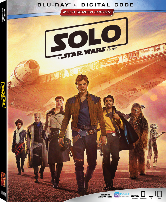 Lucasfilm?s Solo: A Star Wars Story