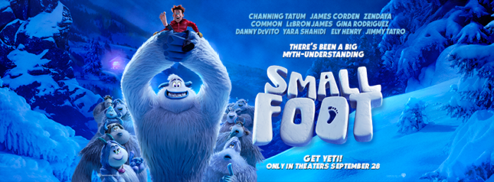 Smallfoot ? In Theaters September 28th