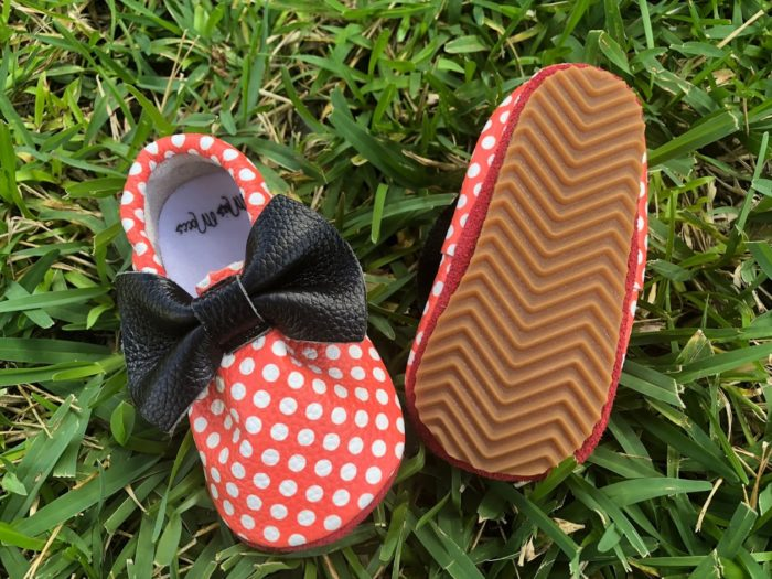 Magic Collection - Minnie Inspired Moccs for Babies & Toddlers