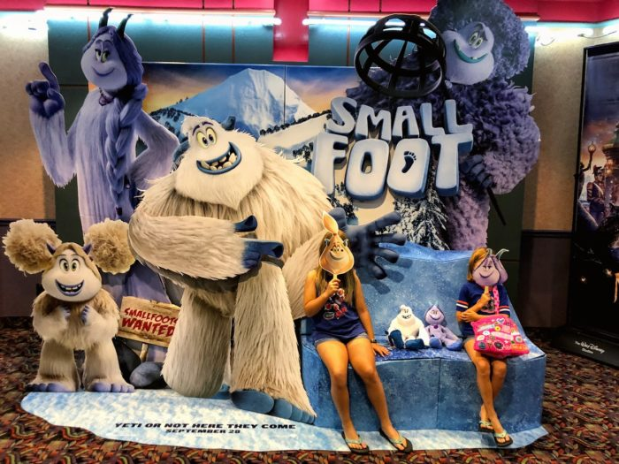 SmallFoot Movie is a Must-See With Kids! #SmallFootSaturday