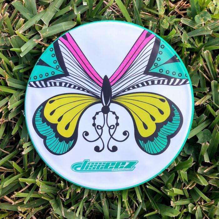 Disceez is the Outdoor/Indoor Flying Disc