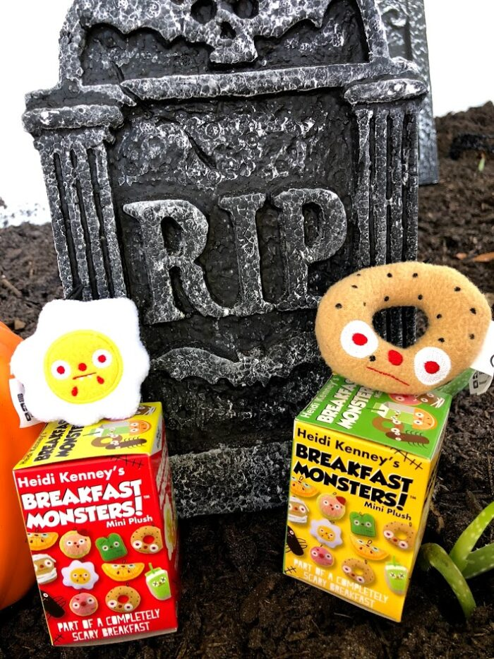 Breakfast Monsters! are Part of a Completely Scary Breakfast