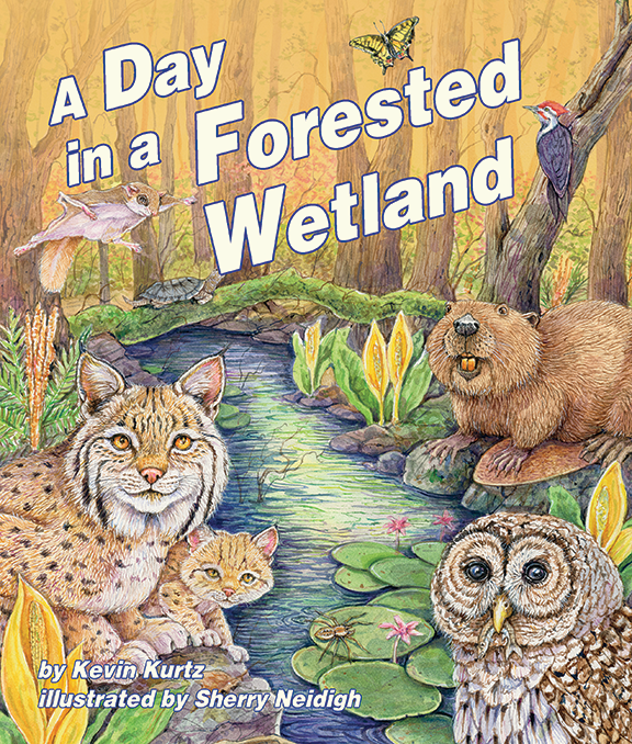 NEW Educational Animal Books From Arbordale