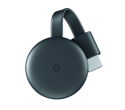 Ditch Cable and Stream with Google Chromecast
