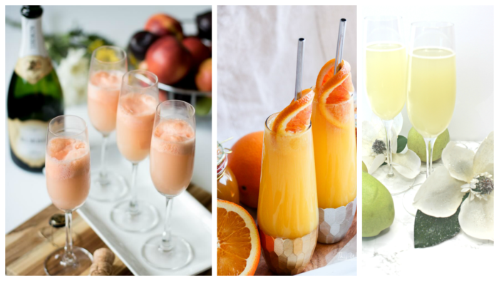 delicious mimosa recipes