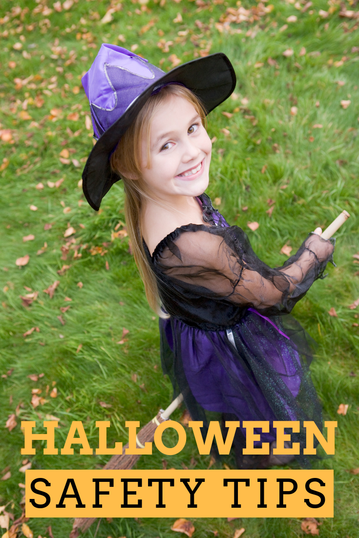 Halloween Safety Rules for Homeowners - Outnumbered 3 to 1