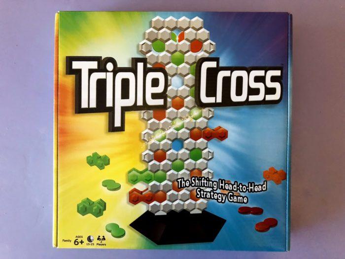 Winning Moves Games: Triple Cross