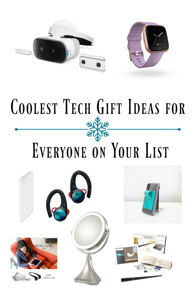 Coolest Tech Gift Ideas for Everyone on Your List