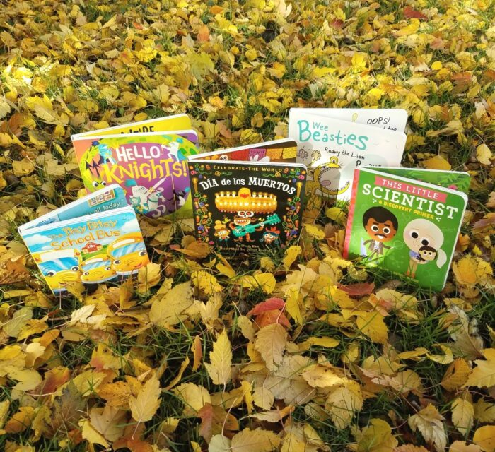 Little Simon Board Books Giveaway