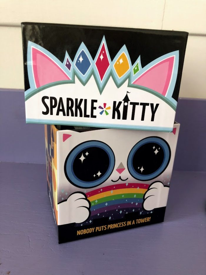 Have Some Family Fun During the Holidays with Sparkle*Kitty!