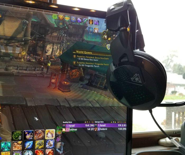 Turtle Beach Elite Atlas Pro Performance PC Headset with Mic