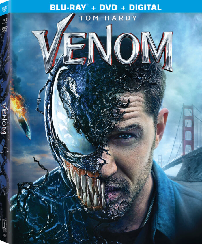 VENOM Now Available on Digital & 4K Ultra HD Combo Pack, Blu-ray Combo Pack & DVD!