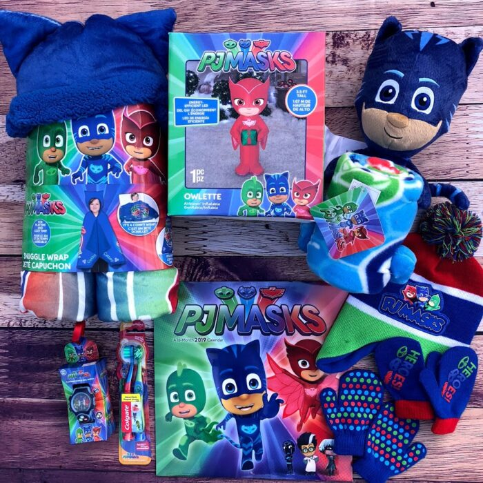 PJ Masks Super Holiday Shop