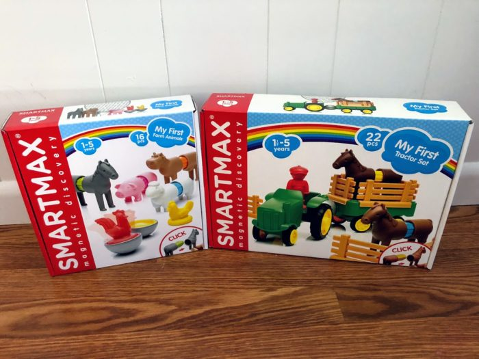 SmartMax Magnetic Building Sets are the Perfect Toys for Toddlers