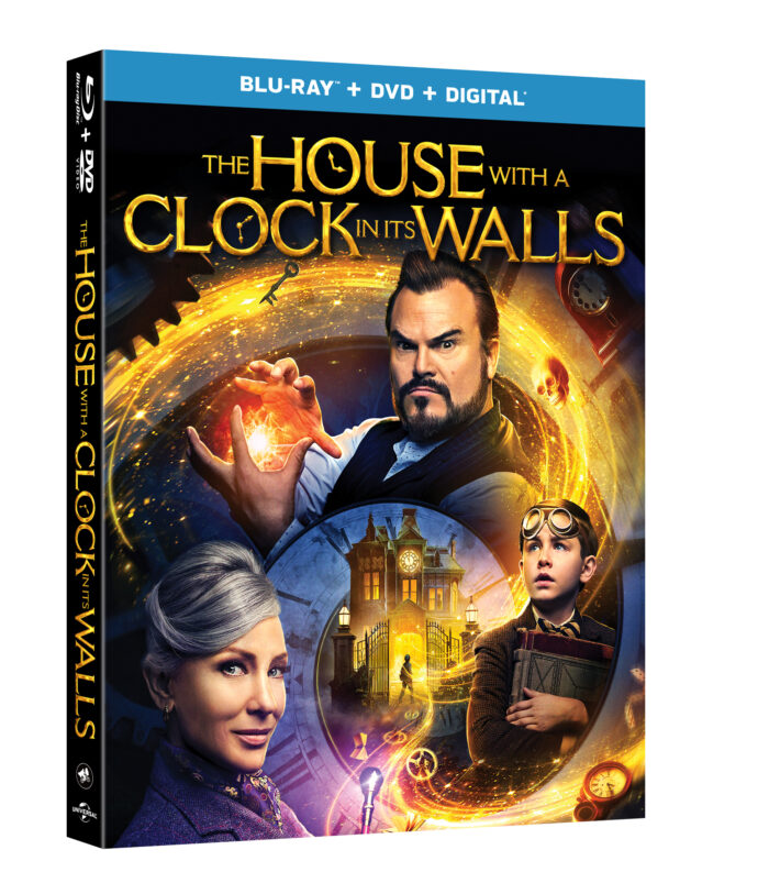 The House With a Clock in Its Walls arrives on Digital and Blu-ray & DVD