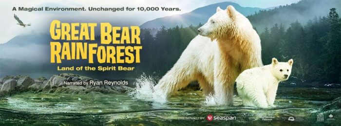 Great Bear Rainforest Documentary is Coming to Orlando February 17th!