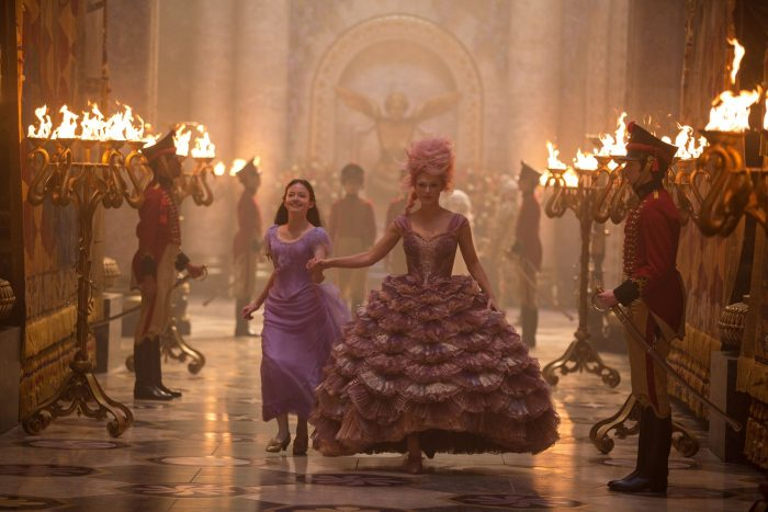 The Nutcracker and the Four Realms Arrives on Digital, Movies Anywhere, 4K Ultra HD, Blu-ray & DVD