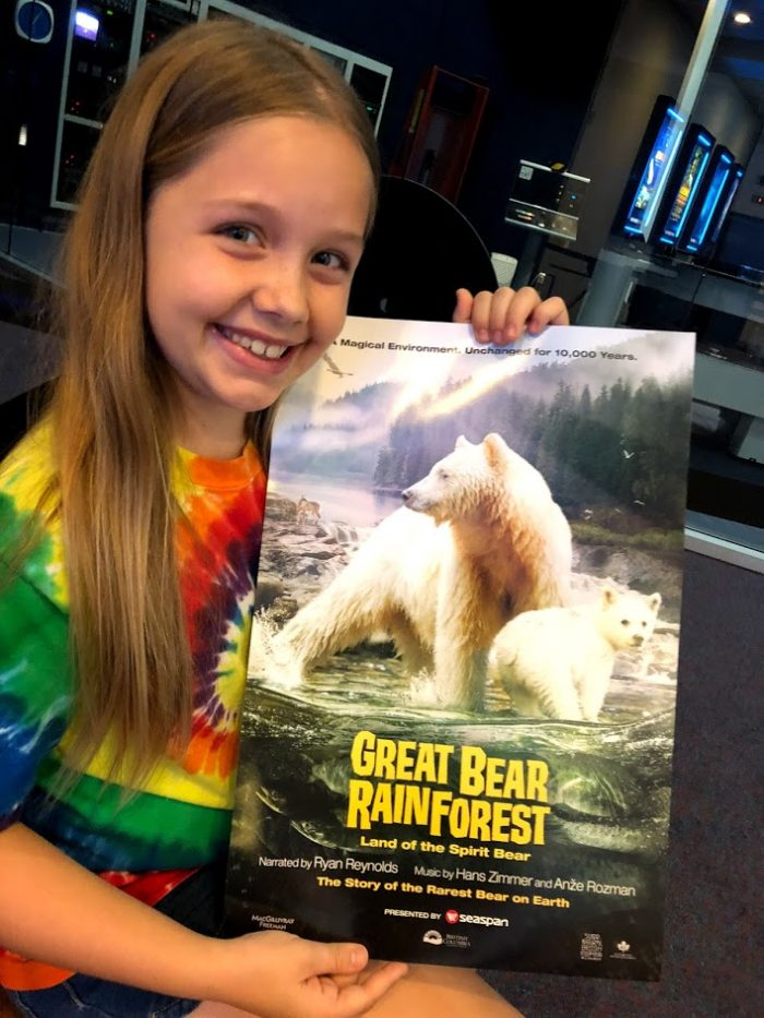 Great Bear Rainforest Documentary in IMAX and Giant Screen Theater