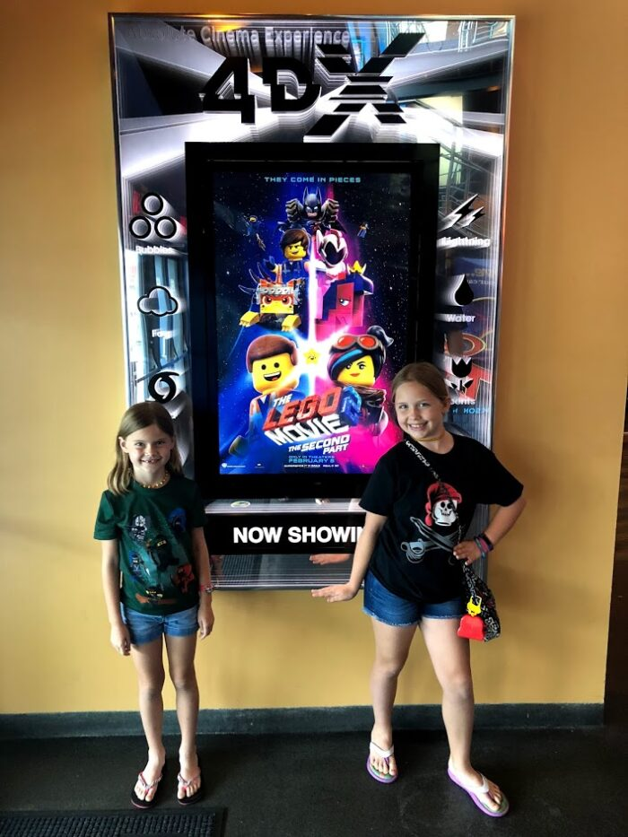 The Lego Movie 2: The Second Part in 4DX
