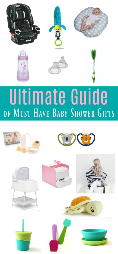 guide of must have baby shower gifts