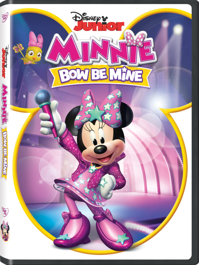 Disney Junior Minnie: Bow Be Mine now on DVD