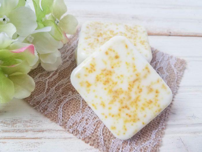 Natural Lemon Soap