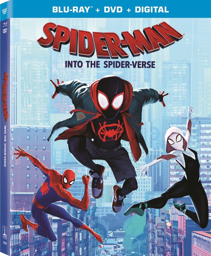 Spider-Man: Into the Spider-Verse Prize Pack Giveaway