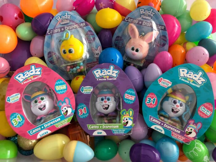 Sweeten Your Easter With Radz
