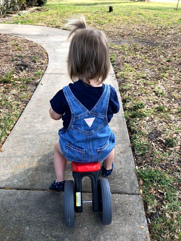 Free Wheelin? Rider Sport Convertible Balance Bike