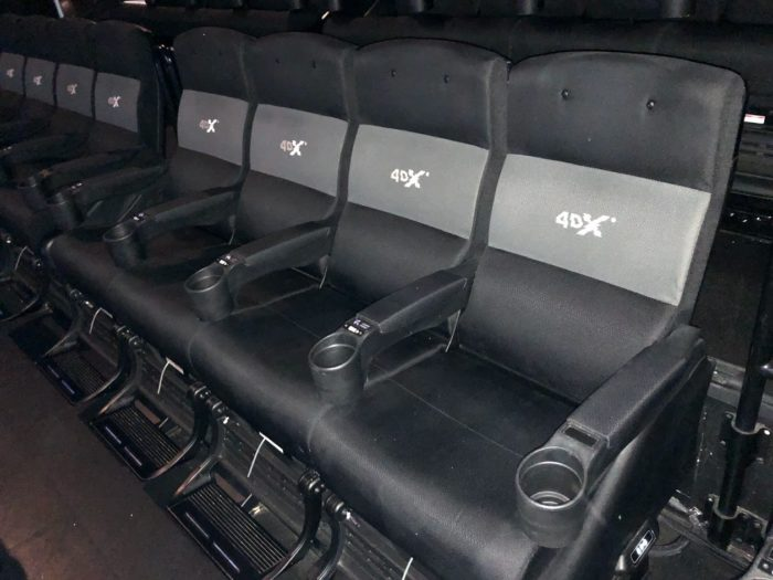 Experience Movies in a Whole New Way With 4DX in Theaters