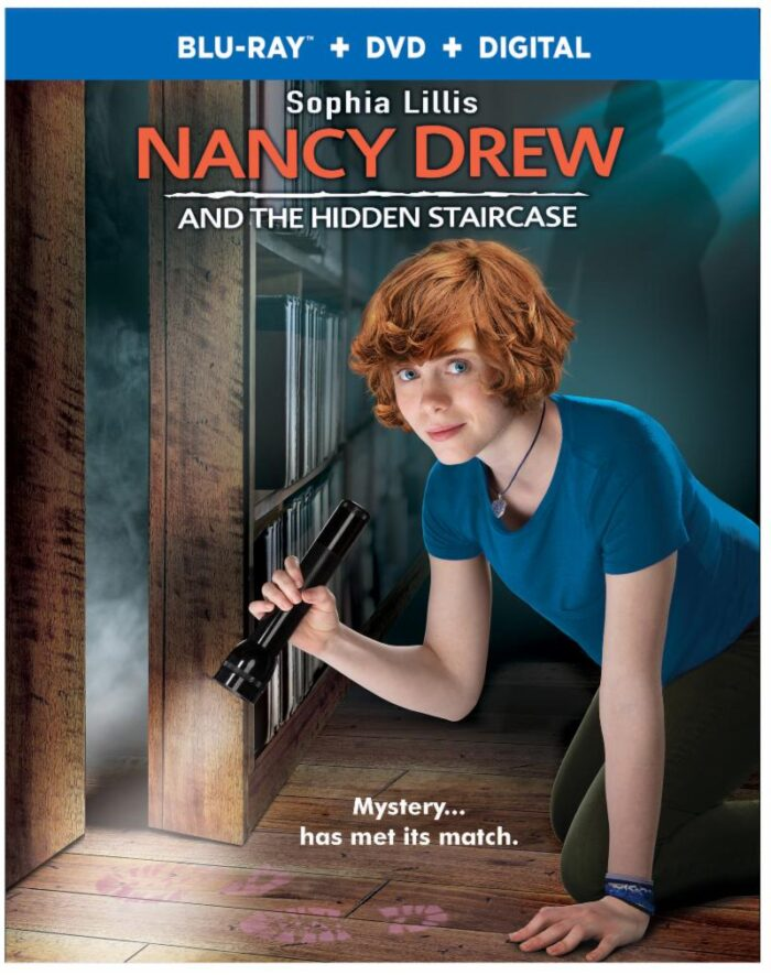 Nancy Drew And The Hidden Staircase Arrives on Blu-ray Combo Pack, Digital & DVD