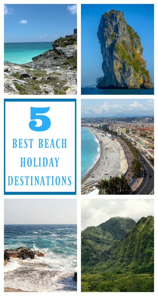 Best beach holiday destinations