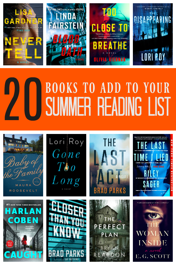 Books to Add to Your Spring & Summer Reading List