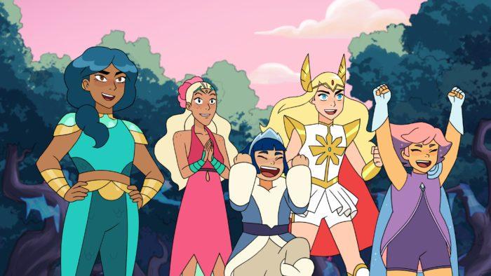She-Ra and the Princesses of Power Season 2 Premieres on Netflix April 26th
