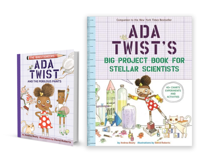 Ada Twist and the Perilous Pants Giveaway