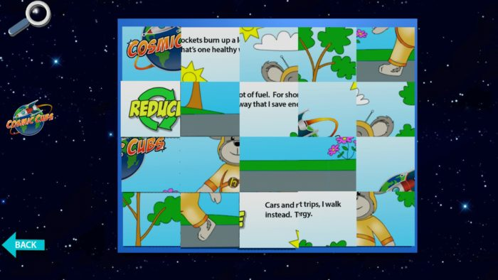 3 Easy Preschoolers Apps from Cosmic Cubs