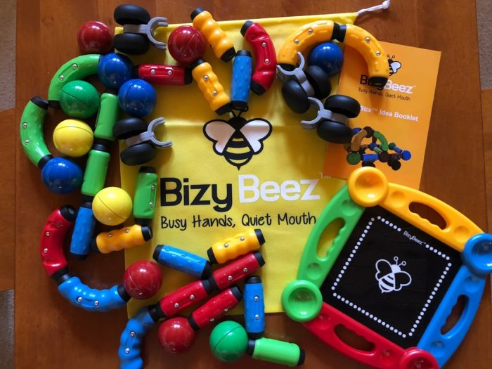 BizyBeez MagStix Sensory Magnetic STEM Toys
